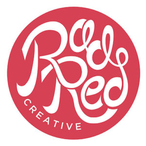 Logo | Best Tampa Bay Wedding Photographer Rad Red C