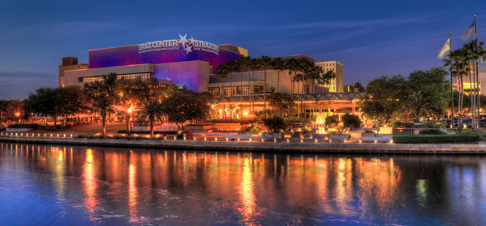 Tampa Wedding Venue Spotlight Straz Center 187 Marry Me