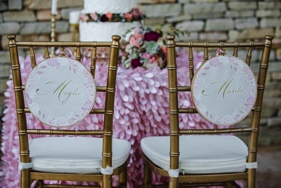 Tampa Wedding Chiavari Chair Rentals A Chair Affair