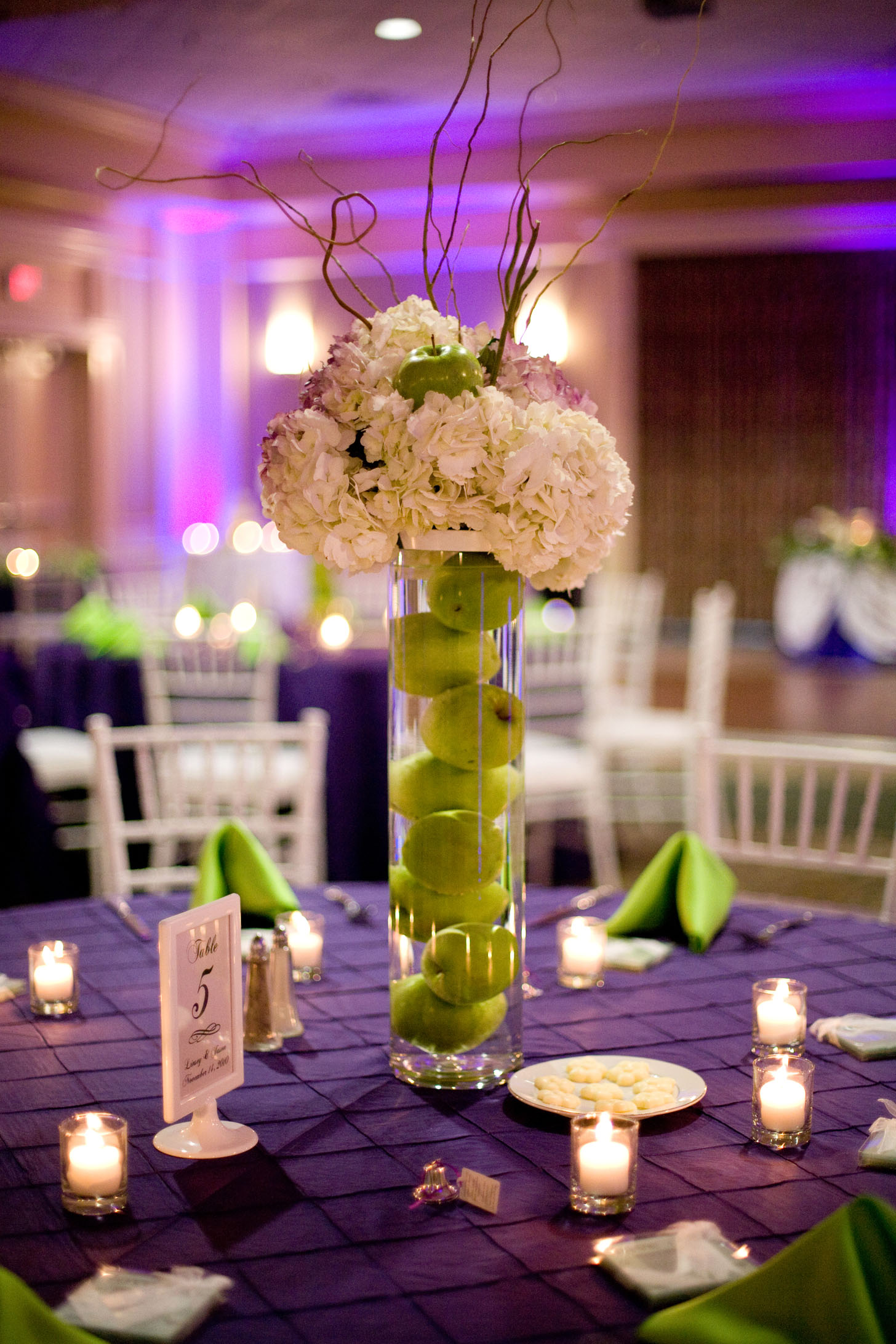 Specialty wedding decor rentals by kate ryan linens