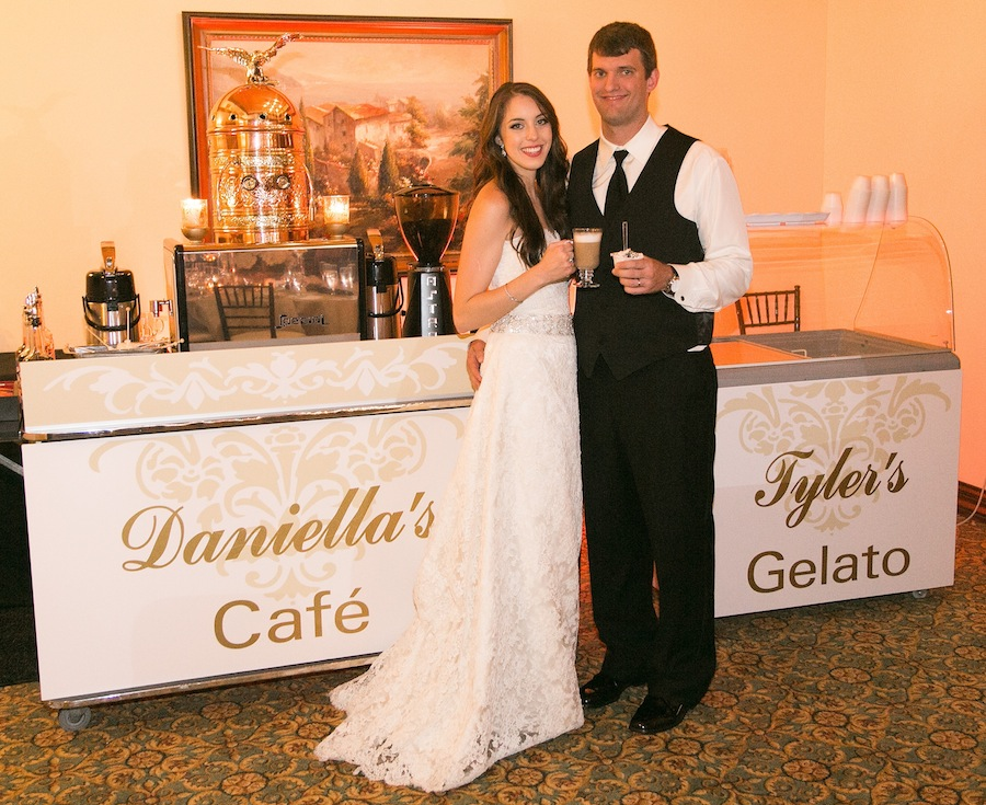 Tampa Bay Ice Cream Gelato Dessert Caterer | Cafe Ala Carte