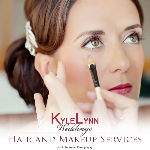 Tampa Wedding Makeup & Hair - KyleLynn