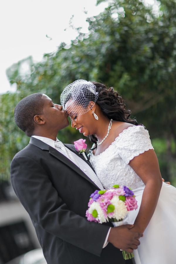 DIY Purple & Lime Green Mirror Lake Lyceum St. Petersburg Wedding - Special Moments (18)