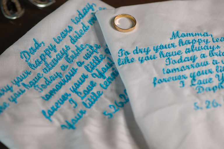Blue Beach-Themed Rusty Pelican Wedding (2)