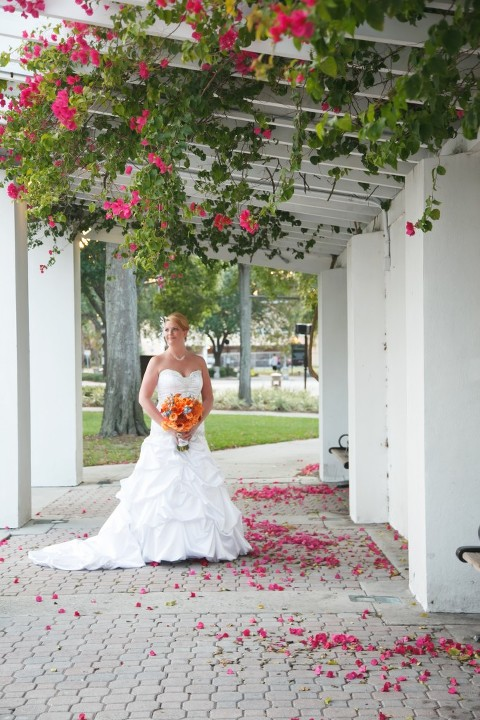 Goldfish Themed Wedding at the Renaissance Vinoy - Carrie Wildes Photography (34)