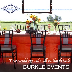 Tampa Wedding Planner - Burkle Events