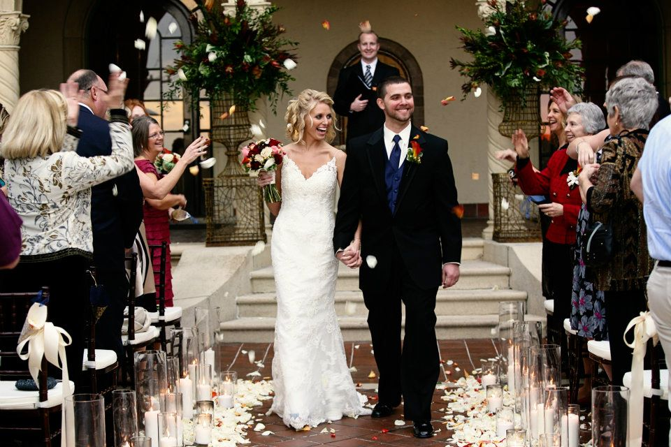Tampa Wedding Planner - Stonehouse Events
