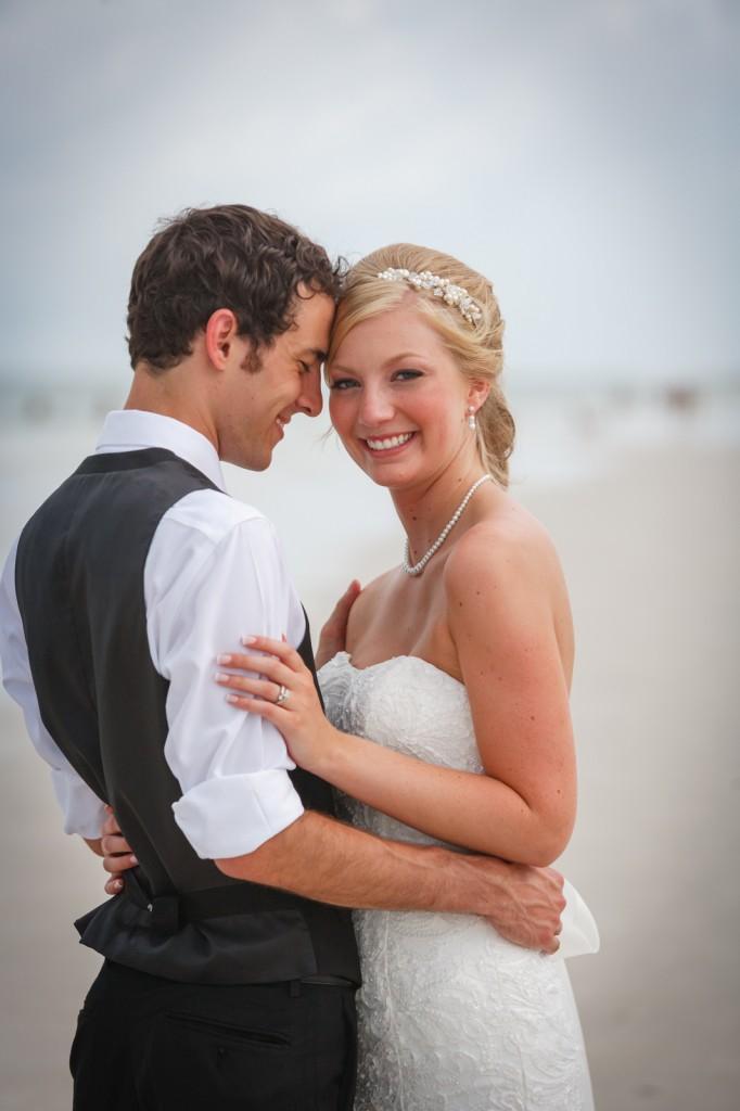 Mediterranean & Navy Clearwater Beach Destination Wedding - Sandpearl Resort by Clearwater Beach Wedding Photographer Aaron Lockwood Photography (19)
