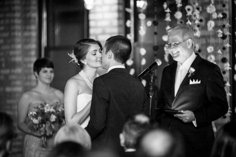 Best Tampa Wedding Officiant DeArruda Wedding Officiant