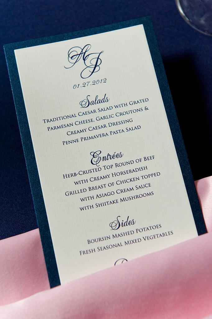 Navy & Pink Tampa Destination Wedding - The Florida Aquarium by Aaron Bornfleth Photographer (27)