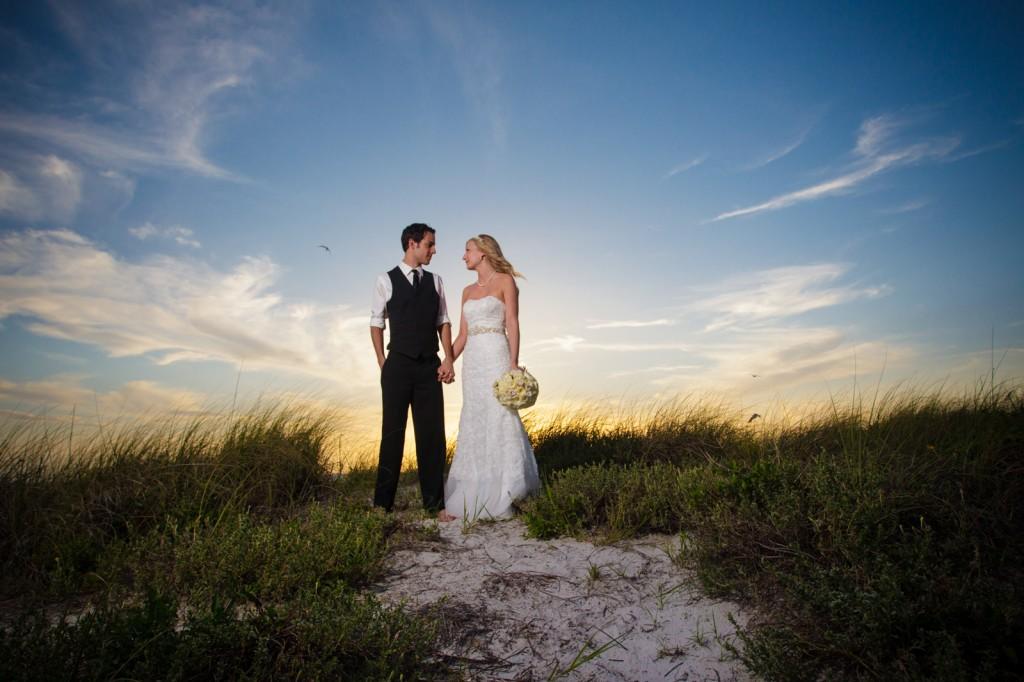 Mediterranean & Navy Clearwater Beach Destination Wedding - Sandpearl Resort by Clearwater Beach Wedding Photographer Aaron Lockwood Photography (30)