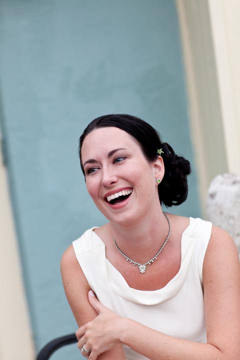 Aqua Blue and Lime Green Siesta Key Beach Wedding - Siesta Key Wedding Photographer Ware House Studios (5)