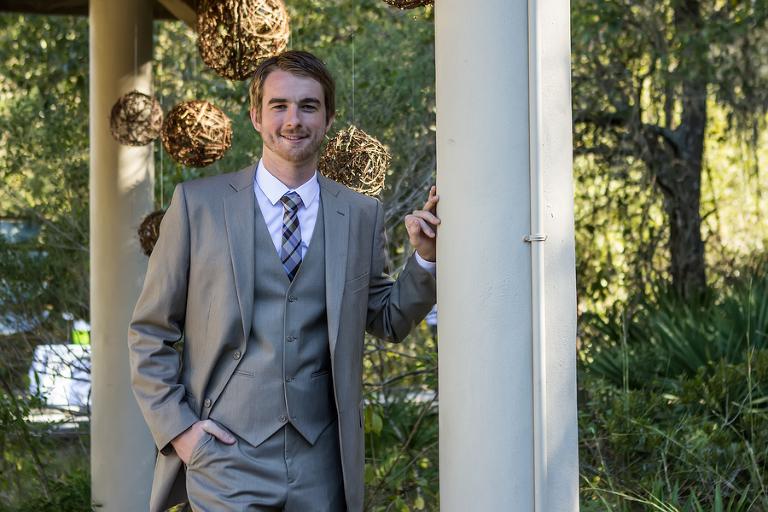 Tarpon Springs Vintage Outdoor Brooker Creek Reserve Wedding - Wedding Planner Special Moments (5)