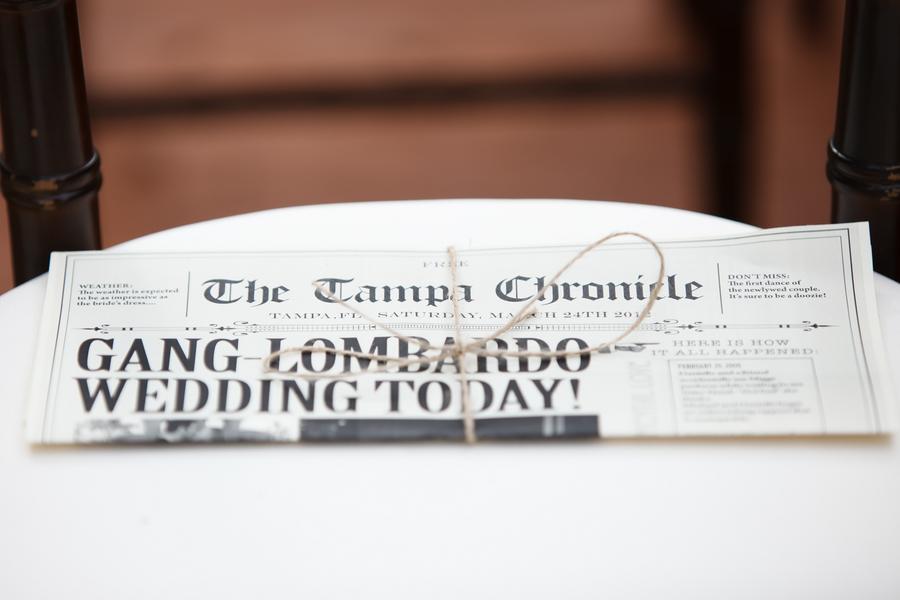 Vintage Prohibition Era Style Tampa Wedding - Tampa Wedding Photographer Carrie Wildes Photography (15)