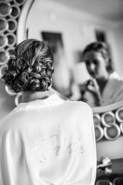 Pink & White Elegant Tampa Marriott Waterside Wedding - Kimberly Photography (4)