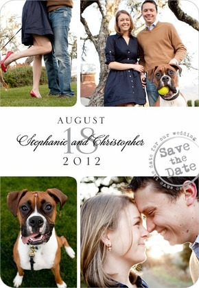 Save the Date Wedding Magnets (1)