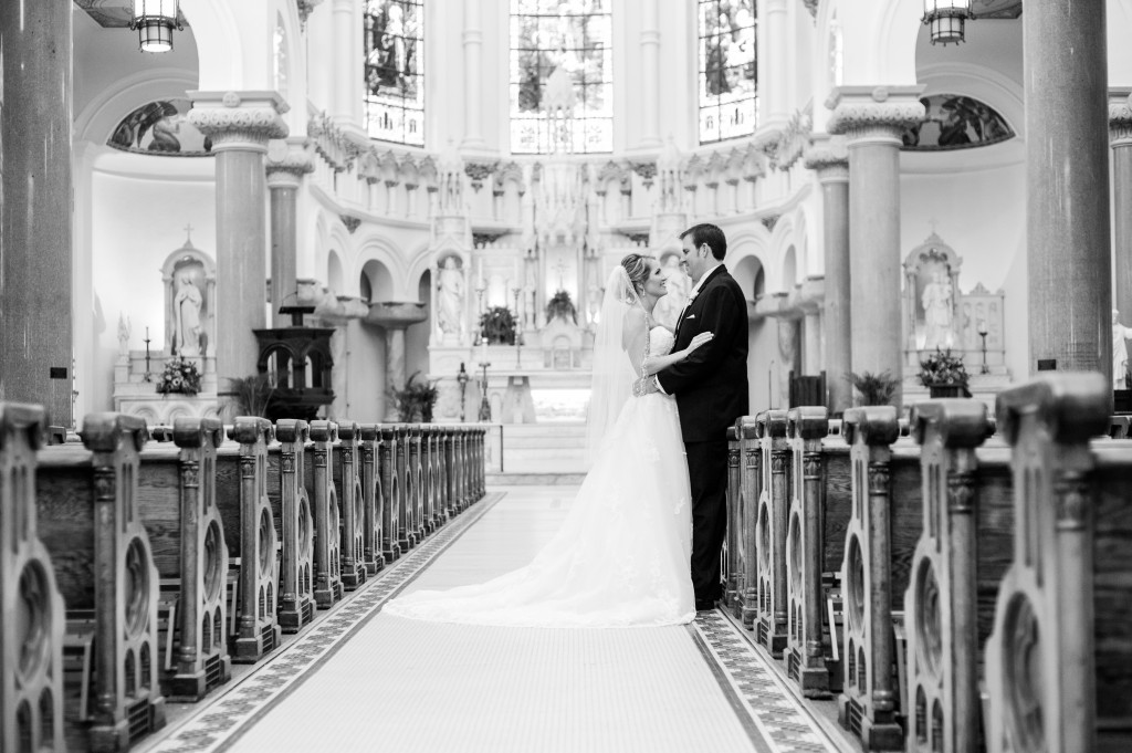 Purple & Silver Downtown Tampa Wedding - University Club of Tampa - Tampa wedding Photographer Life's Highlights (15)