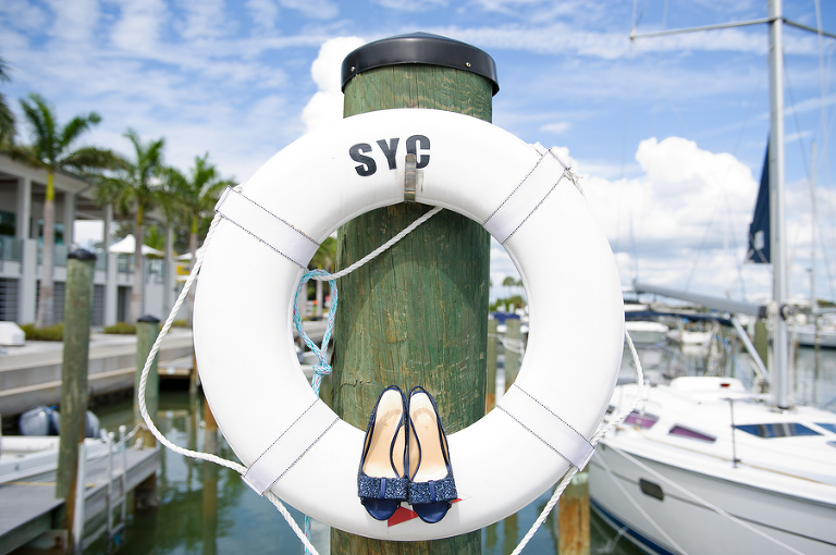 Navy Blue Nautical-Themed Sarasota Yacht Club Wedding - Andi Diamond Photography (2)