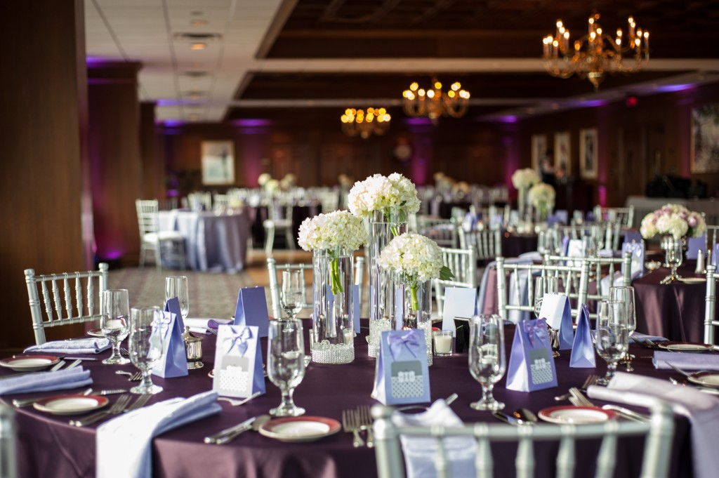 Purple & Silver Downtown Tampa Wedding - University Club of Tampa - Tampa wedding Photographer Life's Highlights (25)