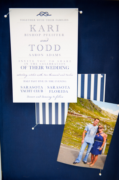 Navy Blue Nautical-Themed Sarasota Yacht Club Wedding - Andi Diamond Photography (4)