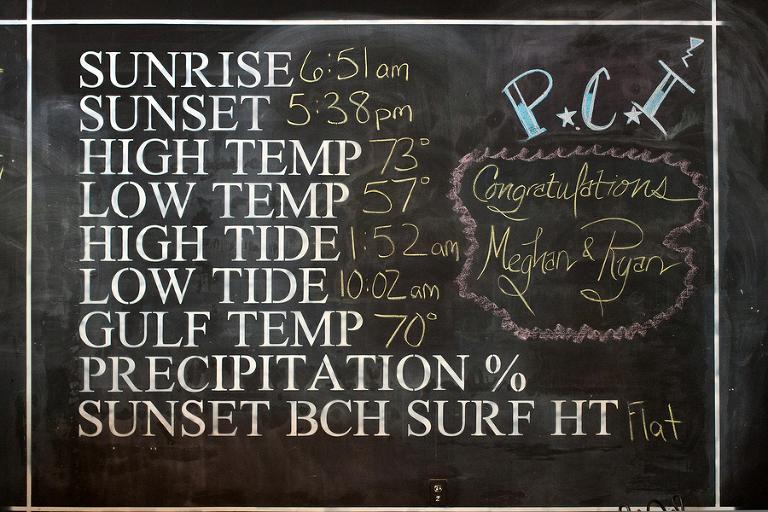 Beachfront St. Pete Beach Garden Wedding - Postcard Inn - Verve Studio (36)