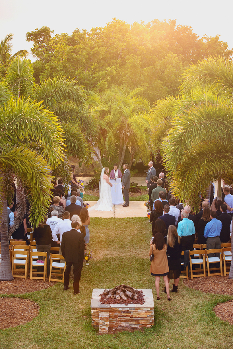 Beachfront St. Pete Beach Garden Wedding - Postcard Inn - Verve Studio (14)