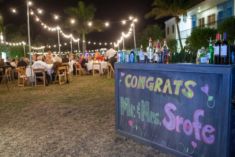 Beachfront St. Pete Beach Garden Wedding - Postcard Inn - Verve Studio (5)