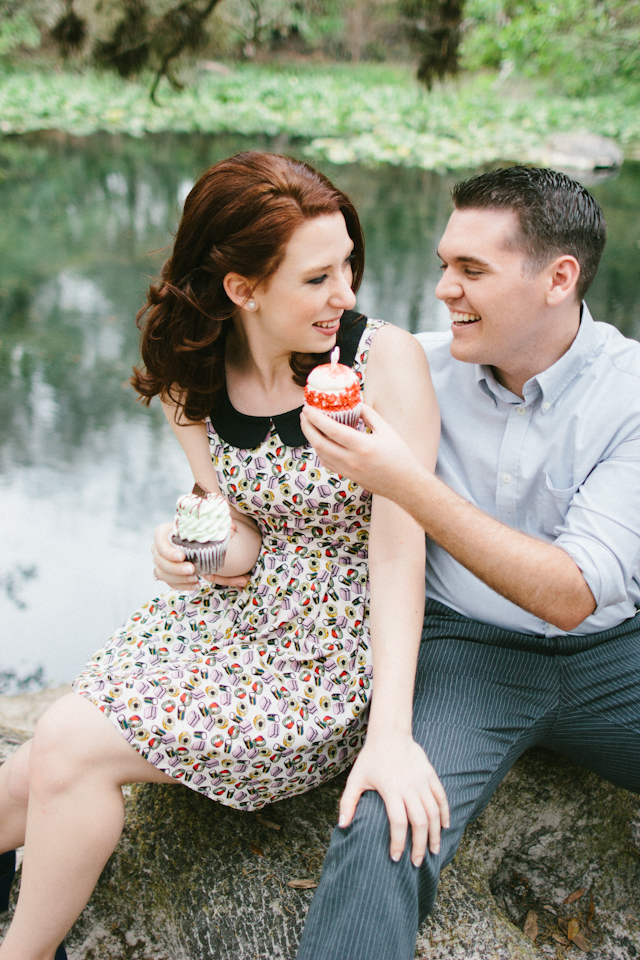 Vintage Rustic Hillsborough State Park Engagement Session - Tampa Wedding Photographer Sophan Theam Photography (11)