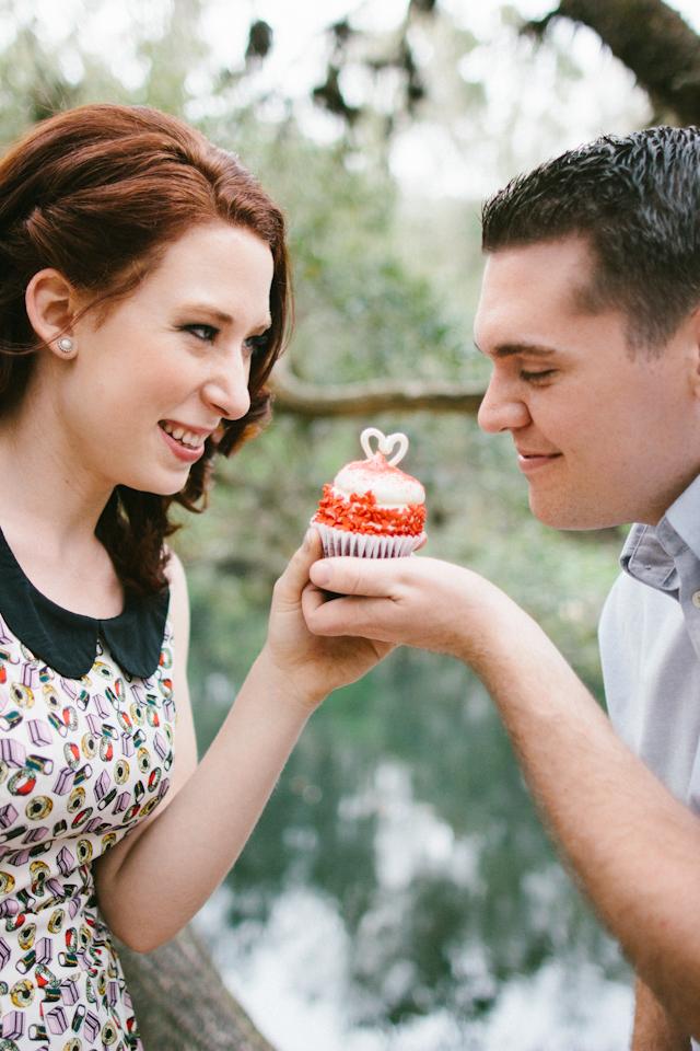 Vintage Rustic Hillsborough State Park Engagement Session - Tampa Wedding Photographer Sophan Theam Photography (13)