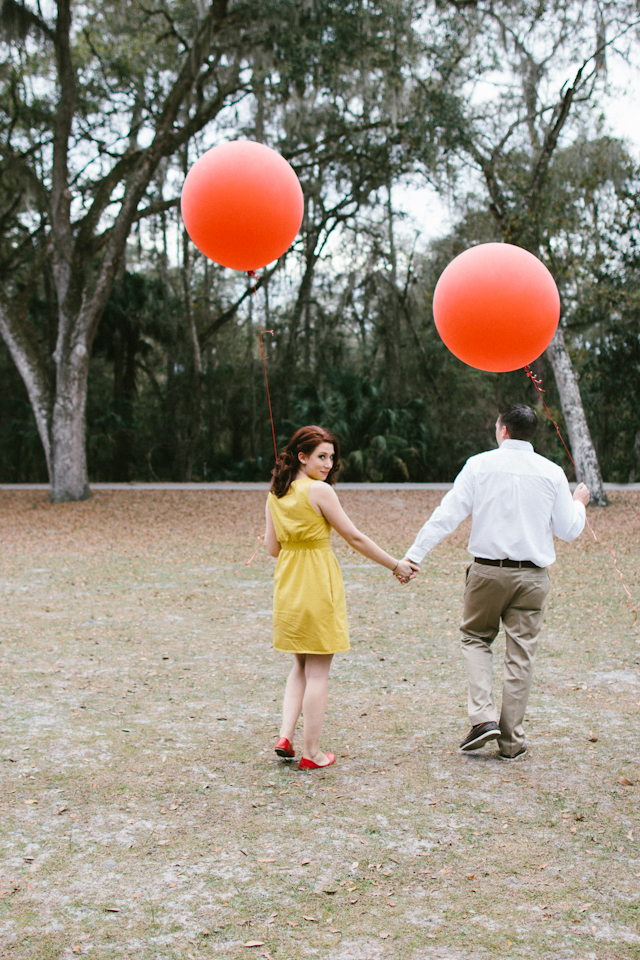 Vintage Rustic Hillsborough State Park Engagement Session - Tampa Wedding Photographer Sophan Theam Photography (7)