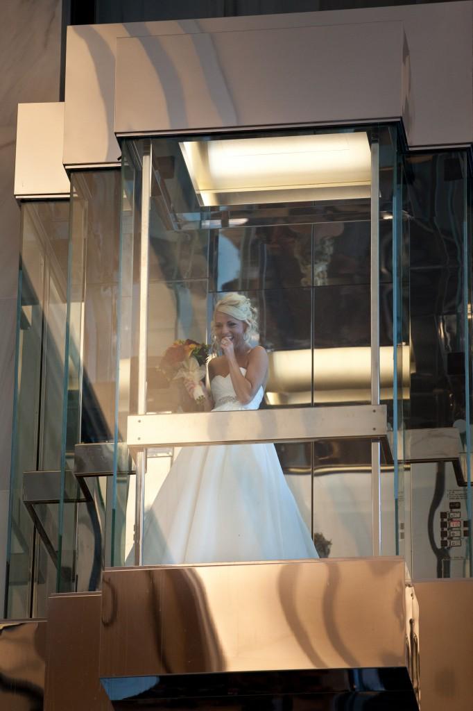 Gold & Garnet Downtown Tampa Wedding - The Tampa Club - Jerdan Photography (9)