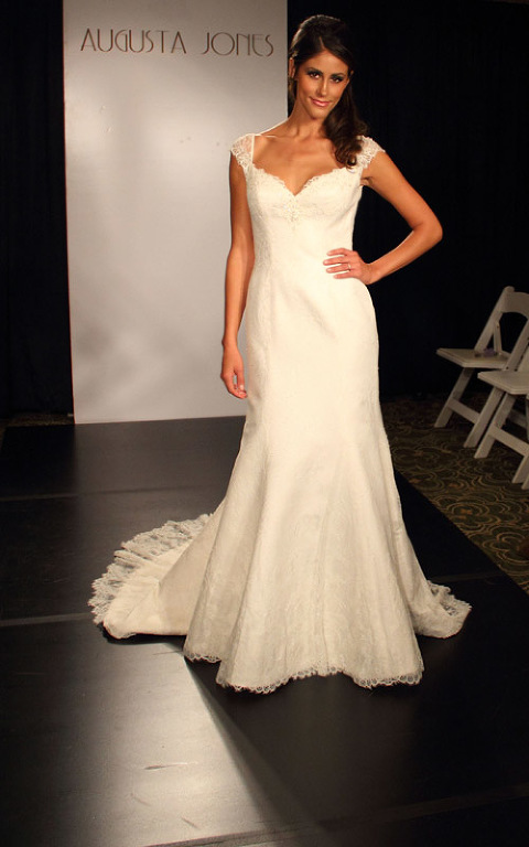 Augusta Jones Stella Wedding Dress