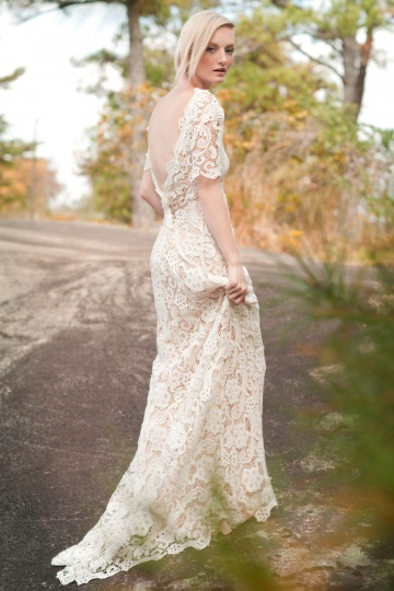 Ivy And Aster Posey Wedding Dress