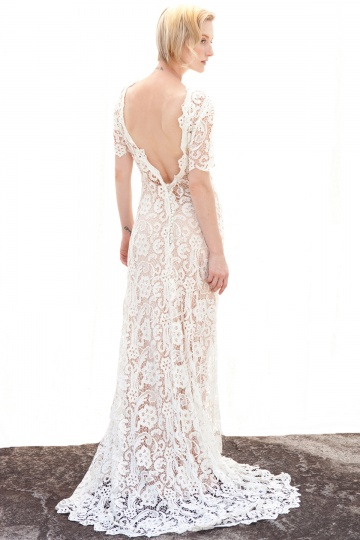 """Ivy and Aster """"Posey"""" Wedding Dress"""