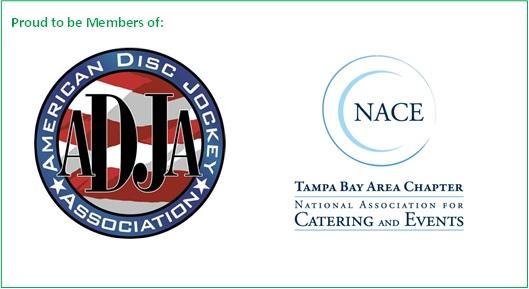 Tampa Wedding DJ - Grant Hemond and Associates Logo