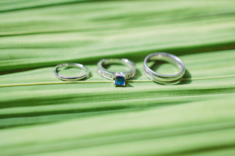 Blush, Grey & White Modern Destination Longboat Key Wedding - Sophan Theam Photography (5)