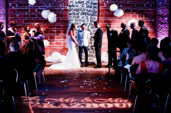 Purple, Modern St. Petersburg Wedding - NOVA 535 Unique Event Space - Caroline Allen Photography (15)