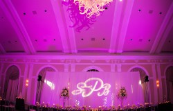 Purple Elegant Winter Wonderland St. Petersburg, Fl Wedding - Renaissance Vinoy - Limelight Photography (19)