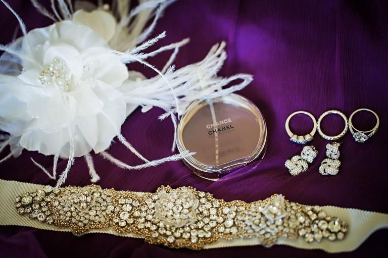 Purple Elegant Winter Wonderland St. Petersburg, Fl Wedding - Renaissance Vinoy - Limelight Photography (2)