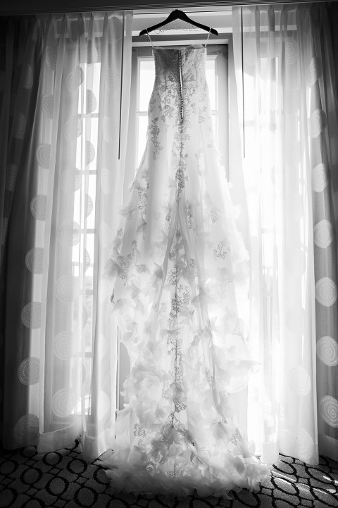 Purple Elegant Winter Wonderland St. Petersburg, Fl Wedding - Renaissance Vinoy - Limelight Photography (4)