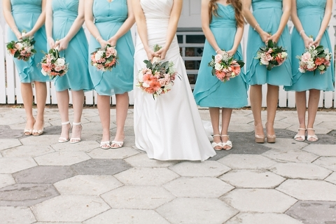 Mint Green & Ivory Rustic Ybor City Wedding - Raquel Sergio Photography (5)