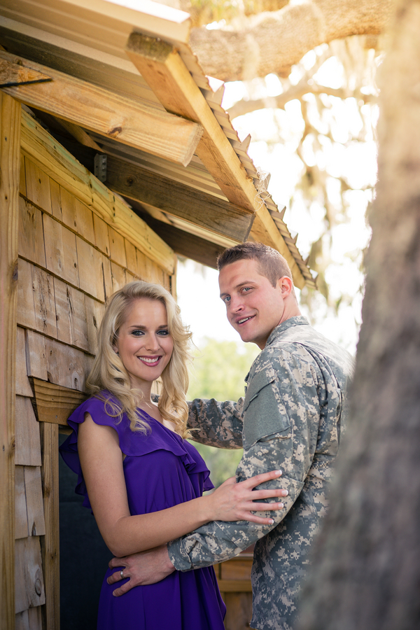 Rustic, Country Brooksville Engagement Session at Sweetfields Farm - Brooksville Wedding Phtographer Ashfall Mixed Media (9)