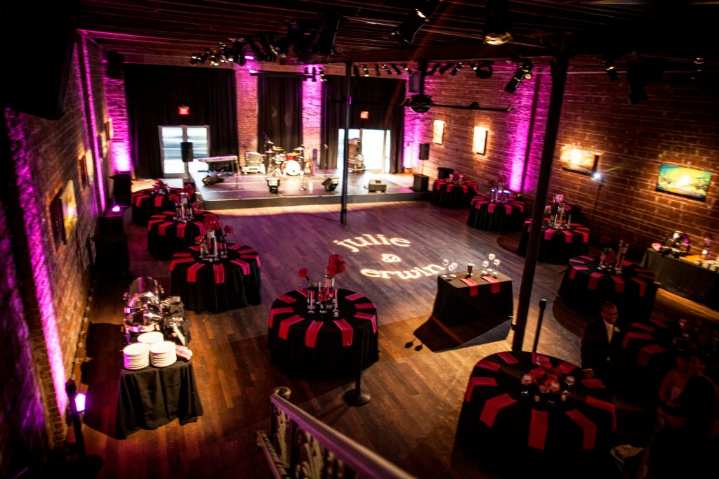 Pink & Black Jewish Downtown St. Pete Wedding - NOVA 535 - Lauren Pauline Photography (7)