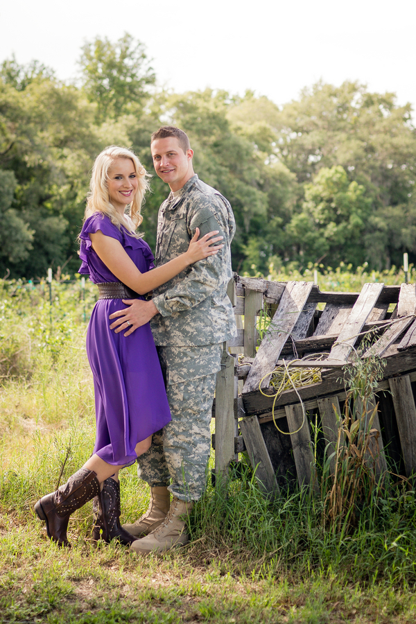 Rustic, Country Brooksville Engagement Session at Sweetfields Farm - Brooksville Wedding Phtographer Ashfall Mixed Media (14)