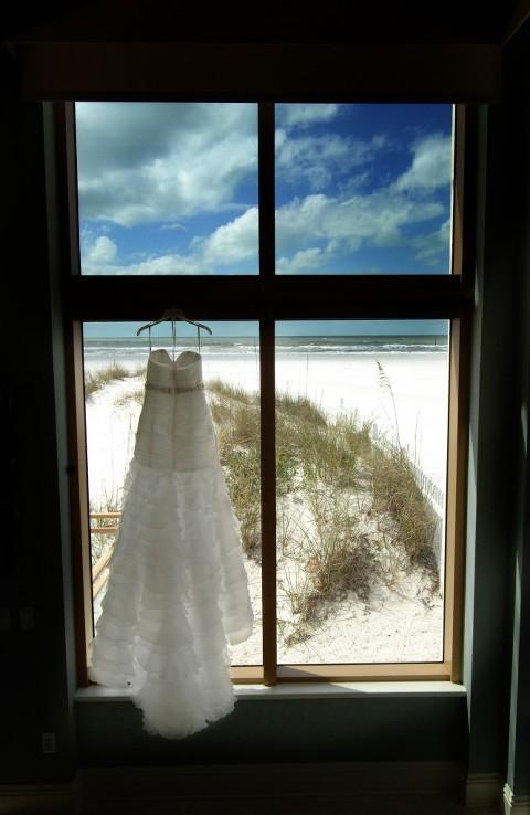 Clearwater Beach Wedding at the Sandpearl Resort - Grey & Aqua Destination Wedding (36)
