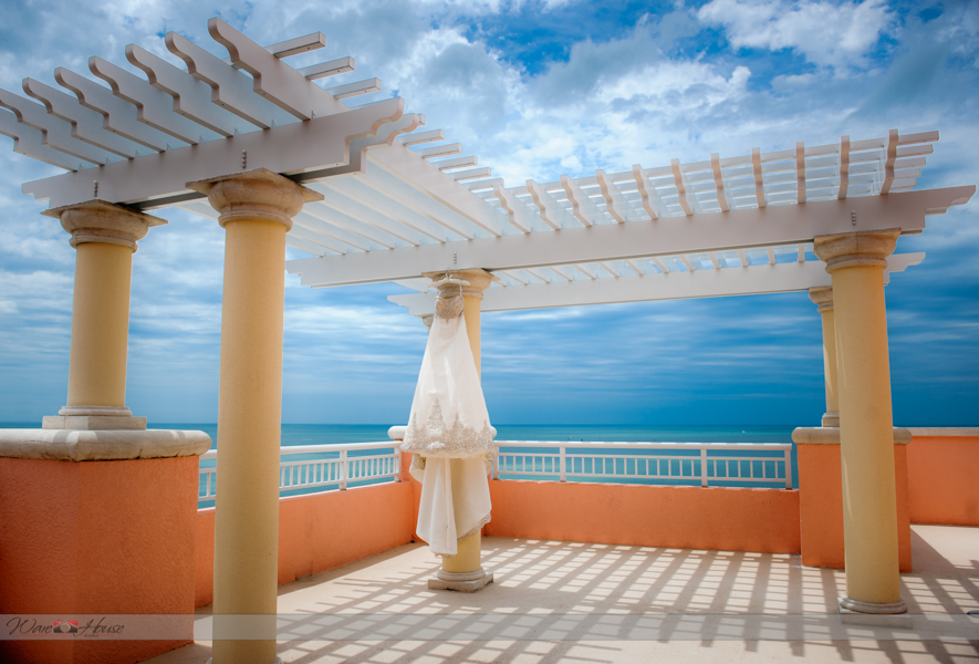 Spring Pastel Clearwater Beach Wedding - Hyatt Regency Clearwater Beach - Clearwater Beach Wedding Photographer Ware House Studios (3)