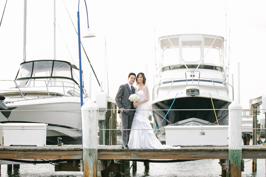 White, Silver & Blue St. Petersburg Isla del Sol Wedding - St. Petersburg, FL Wedding Photographer Carrie Wildes Photography (16)