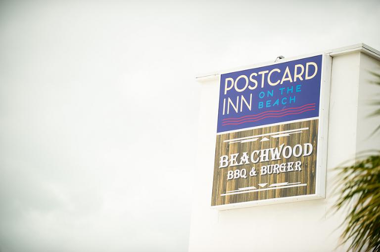 Green & Yellow Clearwater Beach Postcard Inn Wedding - Andi Diamond Photography (1)
