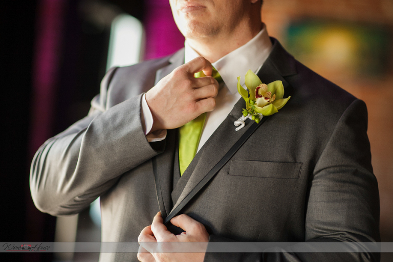 Lime Green and Damask Modern Wedding - St. Petersburg - NOVA 535 - St. Petersburg Wedding Photographer Ware House Studios (4)