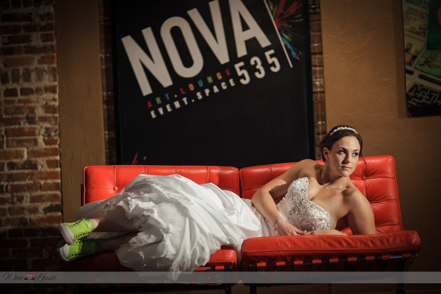 Lime Green and Damask Modern Wedding - St. Petersburg - NOVA 535 - St. Petersburg Wedding Photographer Ware House Studios (45)